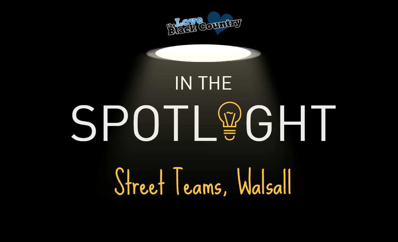 in-the-spotlight - Street Teams