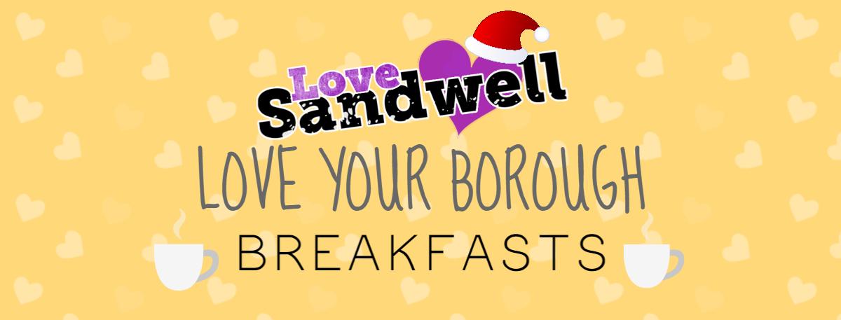 Love your borough sandwell - christmas